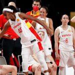 España pierde el tren de las medallas en un partido para olvidar