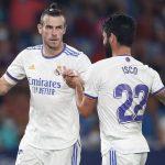 Resurrección Bale, resurrección Isco. Exhibición de ambos jugadores que recuperan el nivel de hace un lustro.
