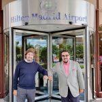 El Hotel Hilton de Madrid, el AccommodationParnet de GES 21 (27-28 Octubre).