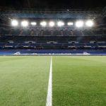 Todo listo para el regreso al Bernabéu casi 600 días después.