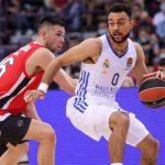 CRÓNICA: El Real Madrid cae  ante Olympiacos en la segunda jornada de la Euroliga